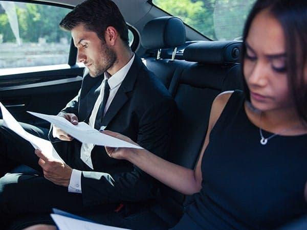 Transport Business pour entreprise dans les Alpes-Maritimes