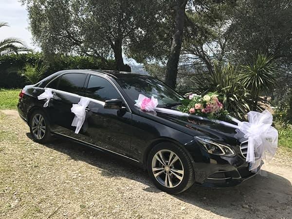 Vos déplacements pour votre mariage à Cannes et dans les Alpes-Maritimes