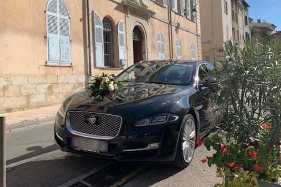 Chauffeur mariage Mandelieu la Napoule Alpes Maritimes